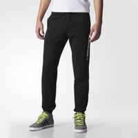 Adidas Men Neo Logo Sportwear Track Pants Black Original