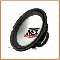 "Subwoofer MTX T4512-44 12"" Thunder 4500, 450 W Rms, Dual Voice Coil"