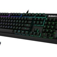 Jual Steelseries Apex M650 RGB Mechanical Gaming Keyboard Brown Switch Murah