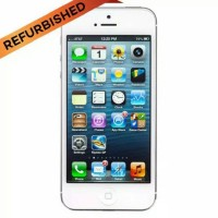 REFURBISHED APPLE IPHONE 5 16GB PUTIH GRADE A