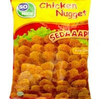 Jual NUGGET SO NICE 250 GR Murah