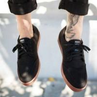 Sepatu GEOFF MAX ( AUTHENTIC BLACK GUM ) Original