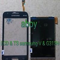 LCD & TS samsung galaxy V & G313H