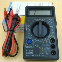 Multimeter Multitester Avometer DT830B