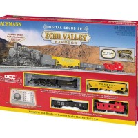 HO - Bachmann Echo Valley Express with Digital Sound