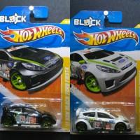 paket hot wheels ford Fiesta Ken block