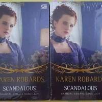 Hisrom - Scandalous - Karen Robards