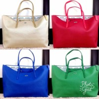 LACOSTE Classic Tote Bag SS16 #0801 nd