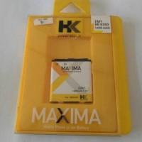 Baterai Maxima Li-ion 1400 mAh for BB 9360 murah grosir