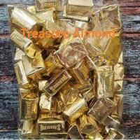 Jual delfi treasure almond chocolate 500gr Murah