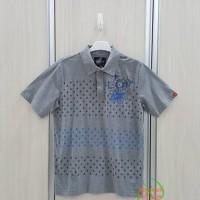 Ocean Pacific - Kaos Polo Pria - Grey (Ori)