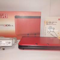 Jual Nintendo 3DS XL - Red-Black - USA Version Murah