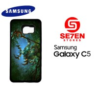 Casing Samsung C5 Wildthorn wallpaper dota 2 Custom Hardcase