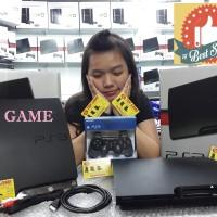 Sony Playstation 3 ( PS3 / PS 3 ) SLIM CFW Terbaru Hdd 320GB PROMO !!!
