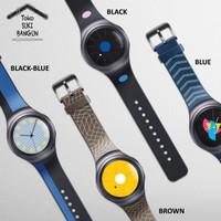 TALI JAM Samsung Gear S2 SM-R720 Rubber STRIP Sport Watch Band Strap