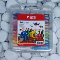 Crayon Oil Pastel 24 Warna TiTi