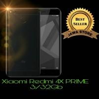 Hp Xiaomi Redmi 4X Prime Ram 3/32Gb BLACK