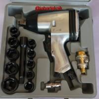 Air Impact SET Wrench Kit Mollar