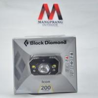 Headlamp Black Diamond Icon 200 Lumens