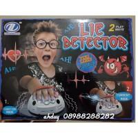 harga Lie Detector  / Liar Micro Electric Shock / Poligraf Mengejutkan Toys Tokopedia.com