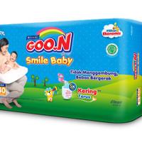 Diaper Goon Smile baby Ukuran S isi paket jumbo (Popok Rekat Anak)