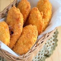 Jual Pisang Goreng Crispy Frozen siap goreng/ Pisang Goreng Beku Murah