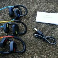 Jual bluetooth headset sport jabra with mic Murah