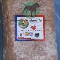 Dog & Cat Raw Food - MeatLover Plus (Kornet Sapi + Baked Salmon)