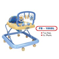 Jabodetabek Go-send Family Fb1868 Hanging Toys Ic Music Baby Walker