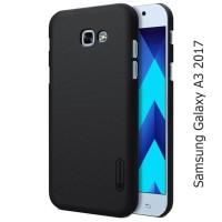 harga Samsung Galaxy A3 2017 Nillkin Super Frosted Shield Hard Case - Hitam Tokopedia.com
