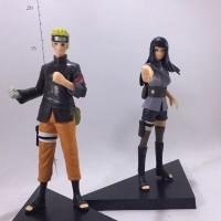 Figure Set Uzumaki Naruto Shippuden Hokage Hinata Boruto NEW Loose