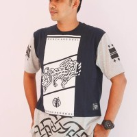 Terbaru - Kaos Swag Farodist Bandana Hip-hop Navy