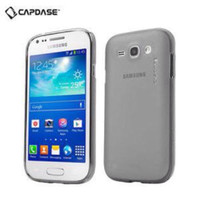 Capdase Samsung Galaxy Ace 3 Case, Soft Jacket Xpose (Solid Black)