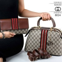 New Arrival Gucci Doctor Bag 8024# 2in1
