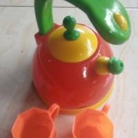 Manan Barbie Set / Kitchen Set Teko-tekoan / ketel / ceret