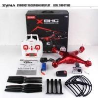Syma X8HG 2.4G Full HD 1080p video 8.0MP photo Altitude Hold RTF