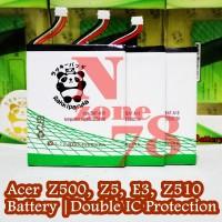 Baterai Acer Z500 Z5 E3 Z510 V380 E380 BAT-A10 Double IC Protection