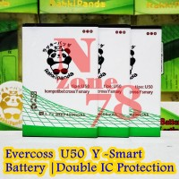 Baterai Evercoss A75 Max U50A U50 Winner Y Smart Double IC Protection