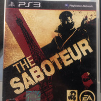 Jual PS3 The Saboteur Murah