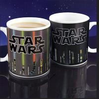 Jual Gelas / Cangkir Unik Suhu Sensitif Lightsaber Star Wars Murah