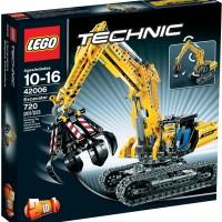 LEGO TECHNIC 42006 : Excavator