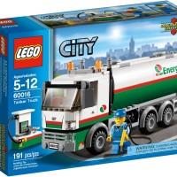 LEGO CITY 60016 : Tanker Truck
