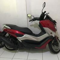 Jual Yamaha Nmax 2016 RED non ABS Murah