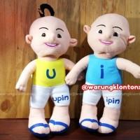 Boneka Upin Ipin 35cm SNI