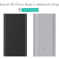 Xiaomi Mi Power Bank 2 10000mAh Original - Fast Charge / Charging