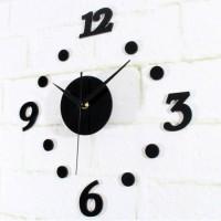 Jam Dinding DIY Acrylic 30-50cm