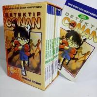 Komik Detektif Conan Bekas Kolpri Vol 31-40 Set