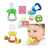 Jual Joyfull Empeng Dot Buah Bayi Baby Pacifier Fruit Food Khusus Gojek Murah