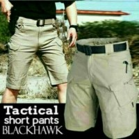 Jual Celana Tactical Blackhawk Cream Pendek 2408 Murah