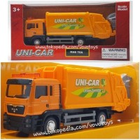 harga Unicar Garbage Truck Man Tgs Truck Diecast Tokopedia.com